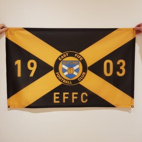 4ft x 2.5ft (1.22m x 0.76m) Lightweight Football Flag