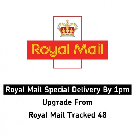 Royal Mail Special Delivery By 1pm (Upgrade from Tracked 48)