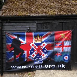 10ft x 6ft (3.05m x 1.83m) Flag: Custom Design
