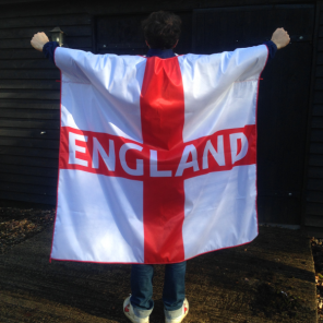 England Body Flag 5ft x 3ft
