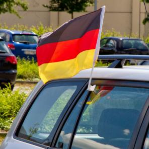 Custom Car Flags 40cm x 30cm