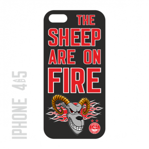 The Sheep Are On Fire