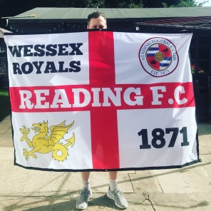 Wessex Royals 6ft x 4ft Flag