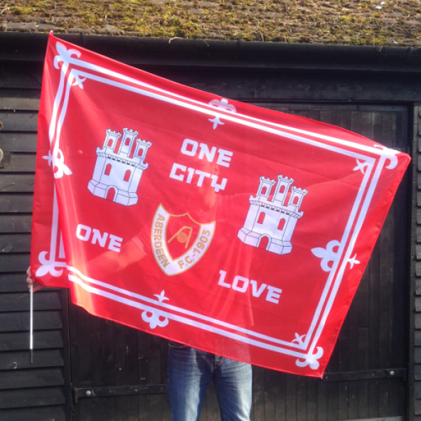 Stick Flags   Hand Held Flags   Hand Wavers - FootballFlags