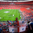 5ft x 3ft (1.52m x 0.91m) Football Flag