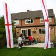 Flags for the garden