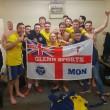 Glenn Sports Football Club 5ft x 3ft Flag